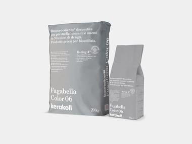 Resina cemento FUGABELLA® COLOR