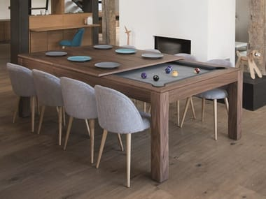 Wooden table / game table WOOD-LINE | Table