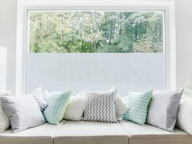 Pellicola per vetri adesiva decorativa OPACIZZANTE BASIC