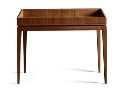 Walnut secretary desk G-151 | Secretary desk