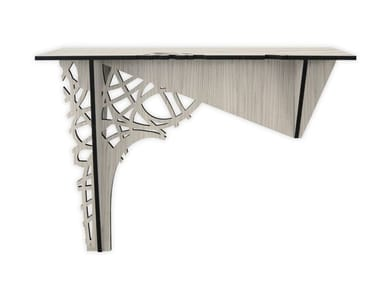 Rectangular MDF console table G-396 | Console table