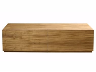 Low Wooden TV Cabinet G | TV Cabinet