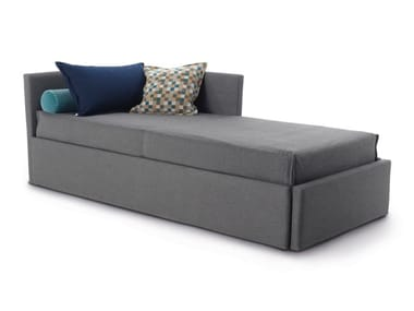 Fabric day bed with removable cover GABRIEL DUO ISOLINA