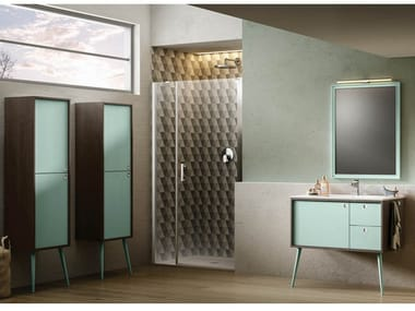 Custom bathroom furniture GAIA