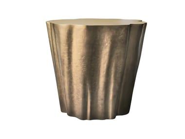 Fiberglass coffee table GAIA K1084