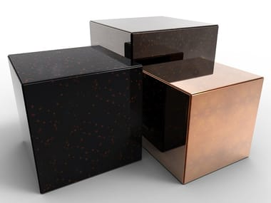Square coffee table for living room GALILEO