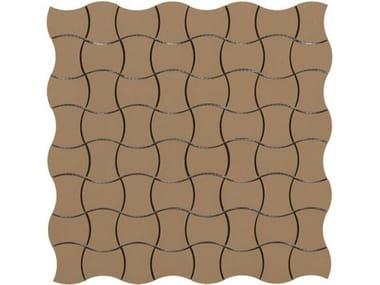 Pavimento/rivestimento antiscivolo in gres porcellanato per interni ed esterni GALLIO BUTTERFLY FULL BODY SU RETE