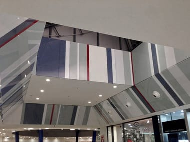 Internal ceiling GAMMASTONE AIR   Ceiling tiles
