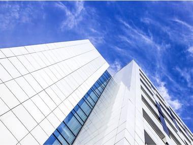 Curtain Wall GAMMASTONE AIR | Continuous facade system