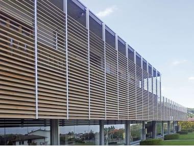 Solar shading GAMMASTONE AIR | Solar shading