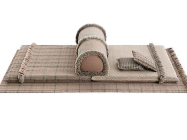 Outdoor polypropylene garden big mattress GARDEN LAYERS TERRACOTTA | Garden bed