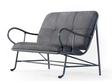 Fabric small sofa GARDENIAS INDOOR | Small sofa