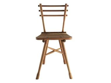 Acacia garden chair GARTENSTUHL