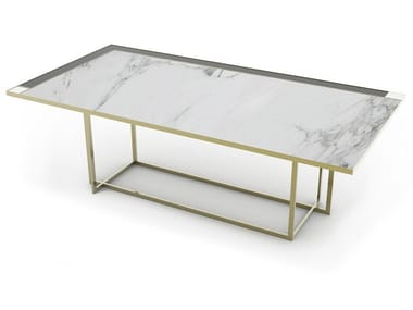 Rectangular table GARY | Table