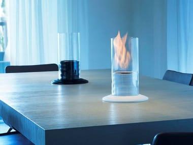 Bioethanol ceramic fireplace GASPER