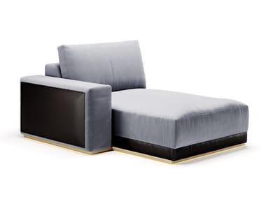 Upholstered velvet day bed GASTON | Day bed