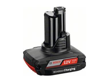 Batteria ricaricabile GBA 12V 2.5Ah W