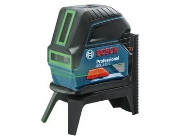 Livella laser combinata GCL 2-15 G Professional
