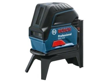 Livella laser combinata GCL 2-15 Professional
