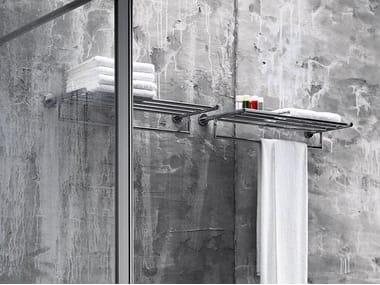 Mensola bagno in metallo GEALUNA | Mensola bagno