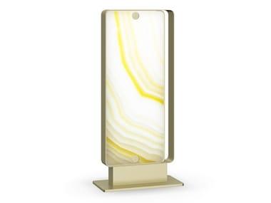 Lampada da tavolo in metallo GEMMA | Lampada da tavolo