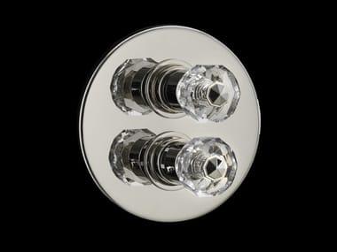Recessed thermostatic shower mixer GEMSTONE | Thermostatic shower mixer
