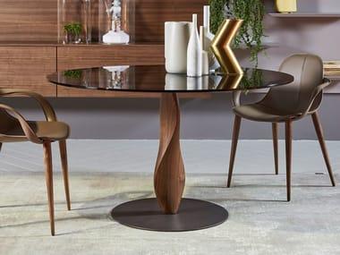 Crystal living room table GENESIS