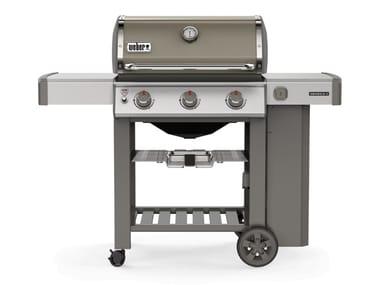 Barbecue a gas GENESIS® II E-310 GBS SMOKE GRAY