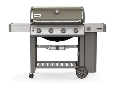 Barbecue a gas GENESIS® II E-410 GBS SMOKE GRAY