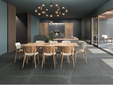 Indoor/outdoor porcelain stoneware wall/floor tiles GENT