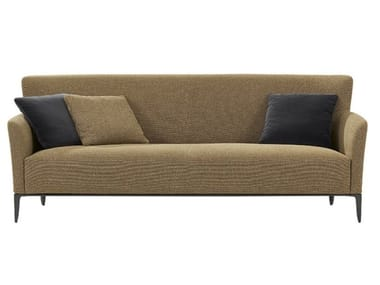 3 seater fabric sofa GENTLEMAN | Sofa