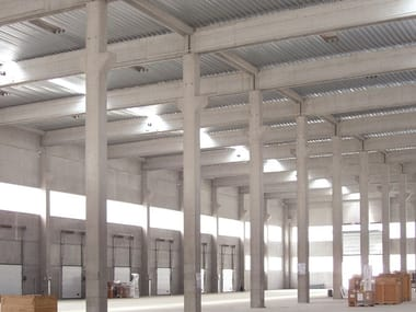 Corrugated and undulated sheet steel GENUS 73 COLLABORANTE