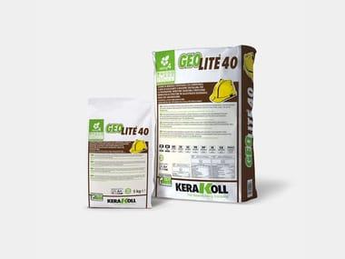 Geomalta tixotropica a reazione cristallina GEOLITE® 40