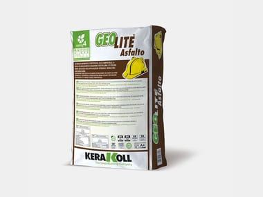 Geomalta minerale per ripristini GEOLITE® ASFALTO