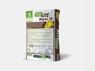 Geomalta colabile per passivare GEOLITE® MAGMA 20