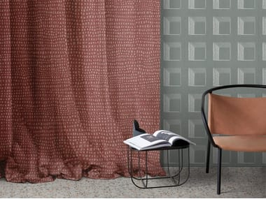 Trevira® CS fabric for curtains MOSAICO