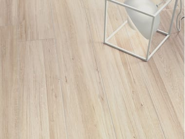 Porcelain stoneware flooring with wood effect GEOWOOD