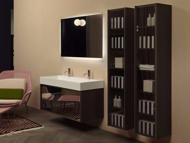 Mobile lavabo / arredo bagno completo GESTO | Arredo bagno completo