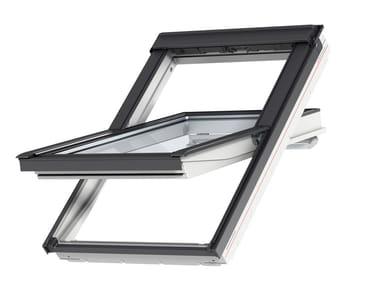 Centre-pivot Manually operated roof window GGU MANUAL