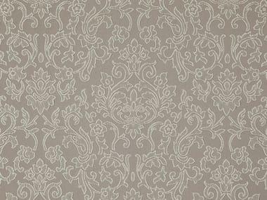 Damask jacquard polyester fabric GASPEITE