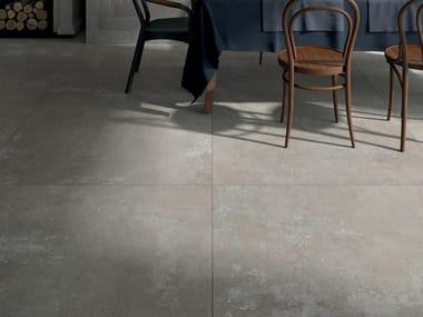 Indoor/outdoor porcelain stoneware wall/floor tiles GHOST