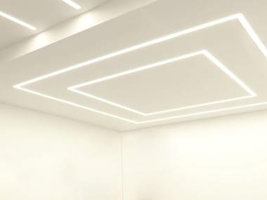 Lampada da soffitto a LED a incasso GHOST QR