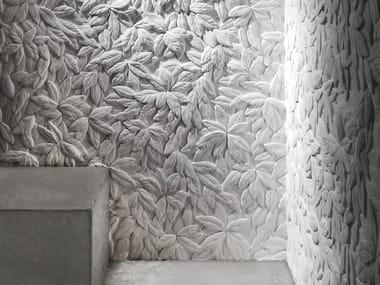 Indoor Ceramic materials 3D Wall Panel GIARDINO DI BOBOLI