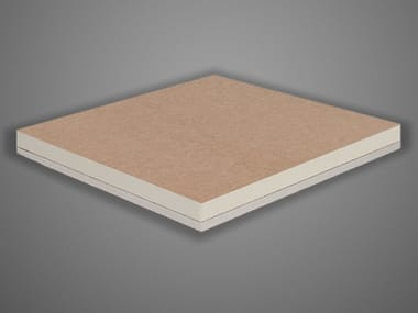Polyiso foam thermal insulation panel GIBITEC® PLUS