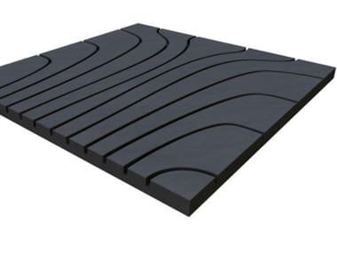 Gypsum fiber Radiant floor panel GIFAFLOOR KLIMA