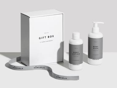 Body Lotion + Body Wash GIFT BOX #1