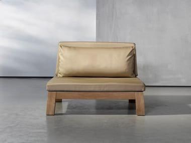 Garden easy chair GIJS | Garden easy chair