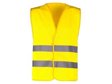 Work clothes GILET HV GIALLO