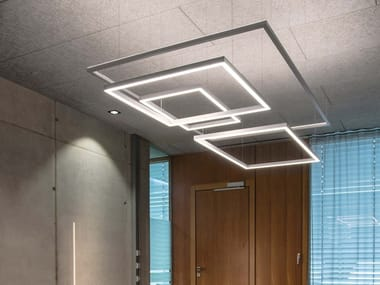 LED pendant lamp GIOCO