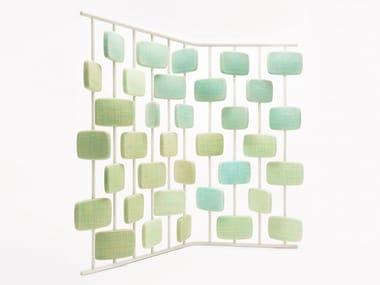 Plastic room divider GIRAVOLTA